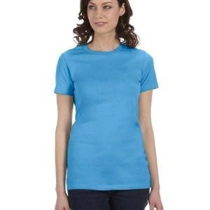 Bella_Canvas_6004_Aqua_Blue_Womens_Favorite_Short_Sleeve_T-Shirt3